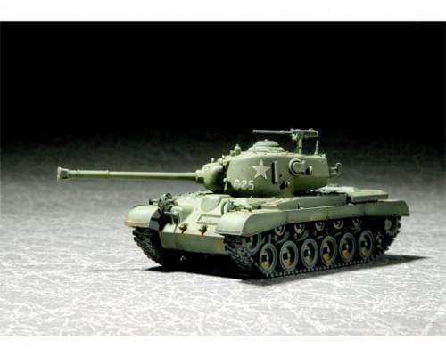 07288 Танк US M46 Patton Medium Tank (1:72, Trumpeter)