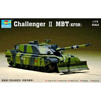 07216 Challenger II MBT KFOR от Trumpeter