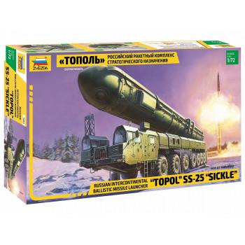 "zv5003 Российский РКСН ""Тополь"""
