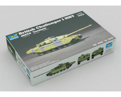 07106 British Challenger 1 MBT