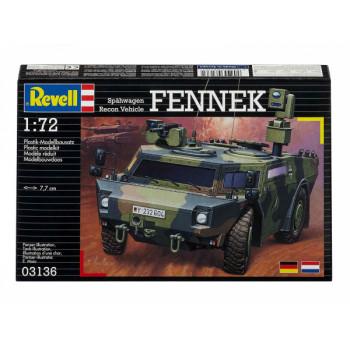 Дозорная машина Fennek