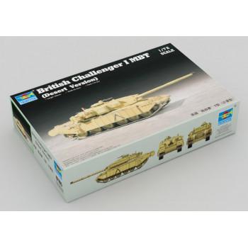 07105 British Challenger I MBT (Desert Version) от Trumpeter