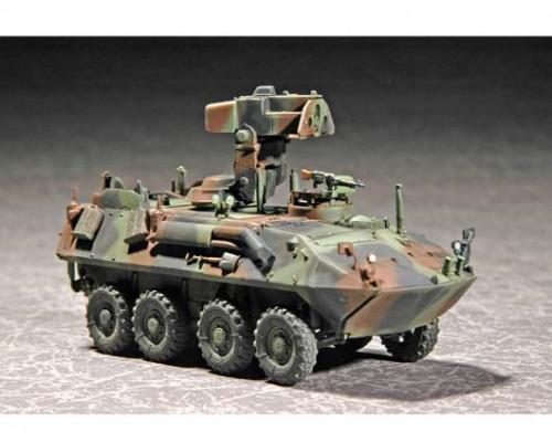 07271 LAV-АТ лёгкий бронетранспортёр Корпуса Морской пехоты США (1:72, Trumpeter)