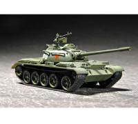07285 Основной китайский танк Type 59 (1:72, Trumpeter)