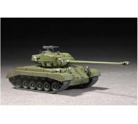 07287 Американский танк T26E4 Pershing Heavy Tank (1:72, Trumpeter)