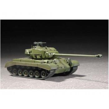 07287 Американский танк T26E4 Pershing Heavy Tank (1:72, Trumpeter) от Trumpeter