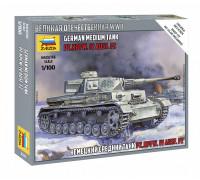 Немецкий танк Т-IV F2
