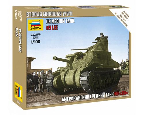 "Американский средний танк ""Ли"" М3"