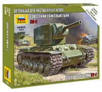 Сов. тяжёлый танк КВ-2