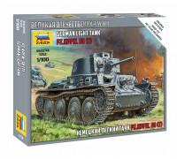 Немецкий лёгкий танк Т-38
