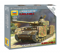 Немецкий танк Т-IV Н