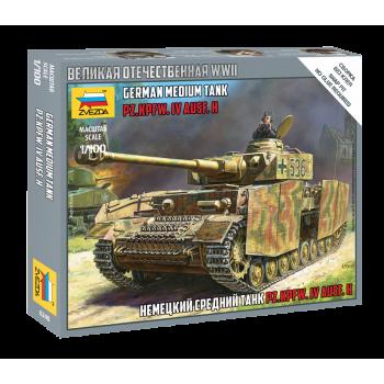zv6240 Немецкий танк Т-IV Н