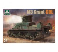 2116 1/35 BRITISH MEDIUM TANK M3 GRANT CDL