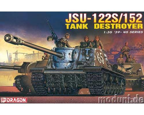 6047 ИСУ-122S/152 Истребитель танков
