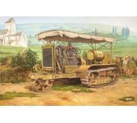 Артиллерийский трактор Holt 75