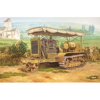 Rod812 Артиллерийский трактор Holt 75