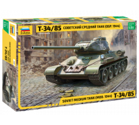 Т-34-85, Советский средний танк