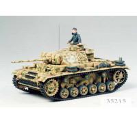 Танк Pz.Kpfw III Ausf L с одной фигурой