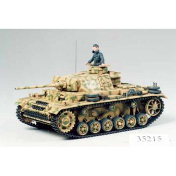 Купить танк Pz.Kpfw III Ausf L с одной фигурой