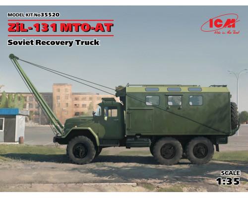 ЗиЛ-131 MTO-AT, Советский армейский автомобиль