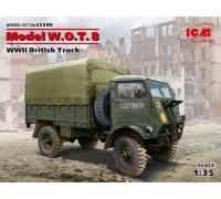 Model W.O.T. 8, Британский грузовой автомобиль ІІ МВ