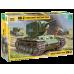 zv3608 Советский тяжёлый танк КВ-2