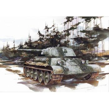 Танк T-34/76 модификация 1941