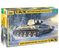Т-34-76 1943 УЗТМ