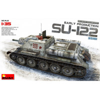 35181 MiniArt 1/35 SU-122 (Early Production)
