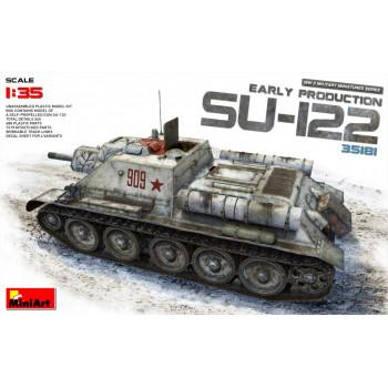 СУ-122 (Ранняя Версия)