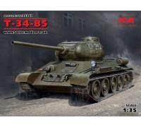Т-34-85, Советский средний танк ІІ МВ