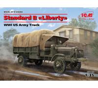 Standard B Liberty, Американский грузовой автомобиль І МВ