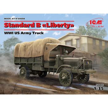 Standard B Liberty, Американский грузовой автомобиль І МВ сборная модель