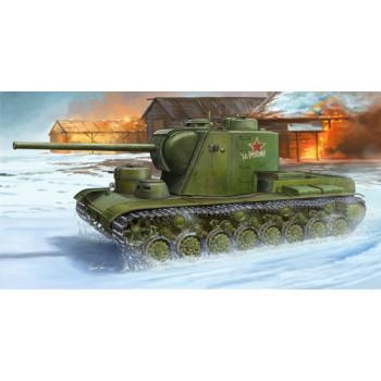 05552 Trumpeter 1/35 KV-5 Super Heavy Tank (сверхтяжелый танк КВ-5) от Trumpeter