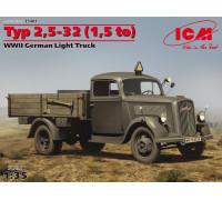 Германский легкий грузовик, Typ 2,5-32 (1,5 т)