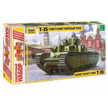 zv3667П Советский тяжелый танк Т-35