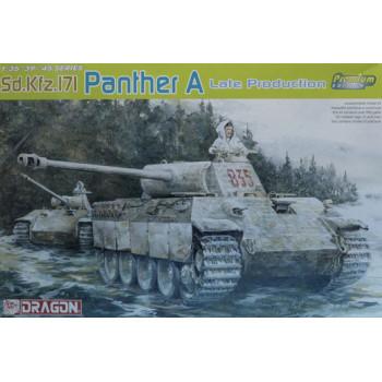 Танк PANTHER A Поздний (PREMIUM EDITION)