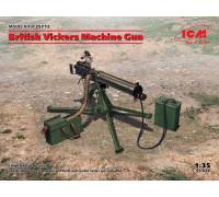 Британский пулемет Vickers