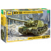 Советский истребитель танков ИСУ-122