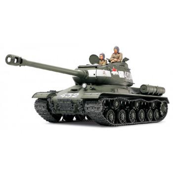 1/35 Советский тяжелый танк ИС-2 с двумя фигурами и двумя типами траков
