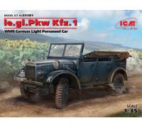 le.gl.Einheits-Pkw Kfz.1, Германский легкий внедорожный автомобиль ІІ МВ