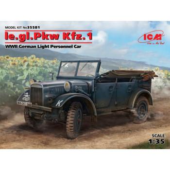 le.gl.Einheits-Pkw Kfz.1, Германский легкий внедорожный автомобиль ІІ МВ сборная модель
