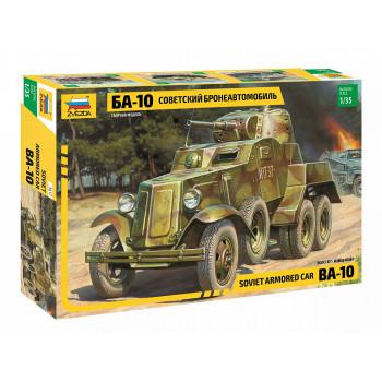 """zv3617 Советский бронеавтомобиль БА-10"""""""
