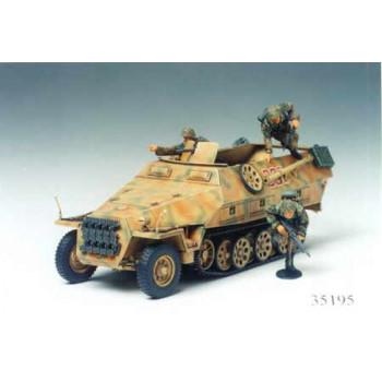 Купить модель полугусеничного бронетранспортера  Mtl.Spw Sd.Kfz.251/1 Ausf.D