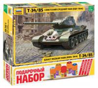 "Советский средний танк ""Т-34/85"""