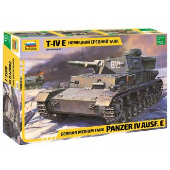 "zv3641 Немецкий средний танк ""T-IV E"""