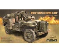 VS-012 1/35 MB Military Vehicle WASP Flamethrower