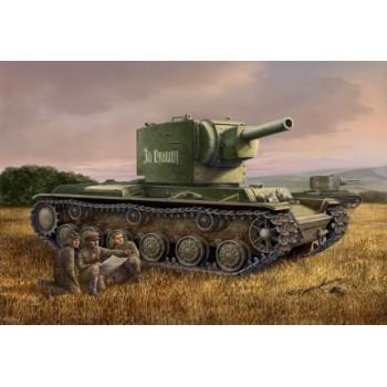 Russian KV-2 Tank (Model 1940)