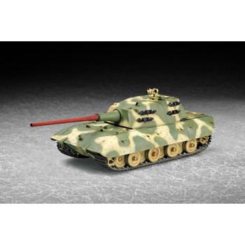 07121 German E-100 Super heavy tank от Trumpeter