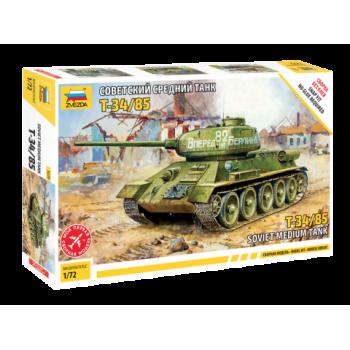 Т-34/85, Советский средний танк